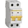 Выключатель автоматический модульный 2П С 20А 4.5 кА ВА47-29 IEK