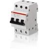 Выключатель автоматический модульный 3П С 40А 4.5 кА SH203L ABB