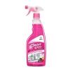 Средство для мытья стекол и зеркал CLEAN GLASS (лесные ягоды) 0,6 л GRASS