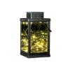 Светильник садовый на солнечной батарее подвесной 725 Паутинка золотая Чудесный сад