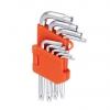 Набор ключей звездочки 9 шт CrV (50х3-125х9 мм) Ермак