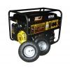 Электрогенератор Huter DY6500LX с колесами