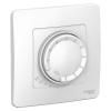 Светорегулятор (диммер) СП BLANCA поворотно-нажимной универсальный 400Вт бел. SchE BLNSS040011