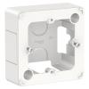 Коробка подъемная СП BLANCA с возможностью соединения нескольких коробок бел. SchE BLNPK000011