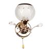 Светильник бра K 1120/1 W 1х60 Вт E27 золото