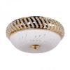 Светильник E002/S--A-/3-D300 GD Белая Ночь золото 3х60 Вт E27 220 В