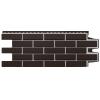 Фасадная панель Grand Line Клинкерный кирпич Премиум 417x1105 мм (шоколад)