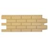 Фасадная панель Grand Line Клинкерный кирпич Стандарт 417x1105 мм (песочная)