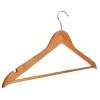 Вешалка для одежды деревянная 45 см