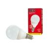 Лампа светодиодная P45 9 Вт E14 шар 3000 K теплый белый свет RED