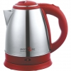 Чайник MAXTRONIC MAX-500 1,5л, 1500 Вт, нерж.корпус, диск