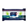 "Салфетки влажные антибактерактер. ""Aura"" (ромашка) упак. 72 шт."