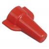 Зажим соединительный изолирующий СИЗ-2 красный 4.5-12 мм² с лепестками (100 шт) IEK