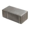 Плитка тротуарная Брусчатка 60х100х200 мм серая