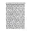 Рулонная штора Legrand Дамаск серебро 900х1750 мм