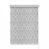 Рулонная штора Legrand Дамаск серебро 520х1750 мм