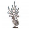 Фонарь садовый на солнечной батарее 377 Павлин Чудесный сад
