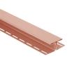 Профиль-H соединительный Grand Line 3000 мм (персиковый)