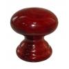 Ручка-кнопка деревянная Орегон (лак)