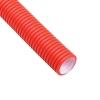 Труба гофрированная для МПТ красная d25 (внутр. диам. 18) 50 м SK25RED
