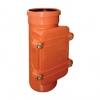 Ревизия для наружной канализации 160 мм (на болтах)