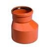 Переход эксцентрический для наружной канализации 160/110 мм