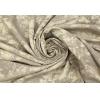 Портьера Мрамор софт 150х260 см латте Legrand