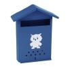 Ящик почтовый Домик с замком