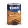 Эмаль ПФ-266 для пола Престиж светлая орех 0.9 кг