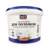 Краска акриловая для потолка VGT ВД-АК-2180 белоснежная 3 кг