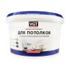 Краска акриловая для потолка VGT ВД-АК-2180 белоснежная 7 кг
