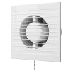 Вентилятор E 100 02 (осевой с тяговым выключателем)