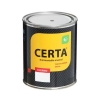 Эмаль термостойкая Certa черная до +800°C 0.8 кг