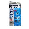 Затирка Ceresit CE 33 серый (№07) 2 кг