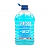 Жидкость в бачок омывателя зимняя ПЭТ (-20°С) 4л BLIK