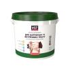 Краска моющаяся для наружных и внутренних работ VGT ВД-АК-1180 белоснежная 1.5 кг