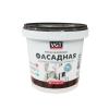 Краска фасадная VGT ВД-АК-1180 белоснежная 1.5 кг