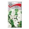 Семена цветов Петуния Белый шар Поиск (0.1 г)