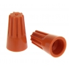 Зажим соединительный изолирующий СИЗ-3 оранжевый 5.5 мм² (15 шт)