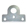 Проушина (пробой-ушко) 35х45 мм цинк (2 шт)