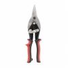 Ножницы по металлу 250 мм прямые MATRIX