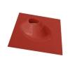 Уплотнитель кровельный Roof Master RES №2 силикон d-203/280 мм красный угловой