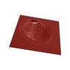 Уплотнитель кровельный Roof Master RES №1 силикон d-75/200 мм красный угловой