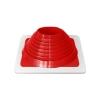 Уплотнитель кровельный Roof Master №7 силикон d-157/280 мм красный