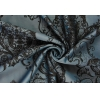 Портьера Монако 180х260 см синий Legrand