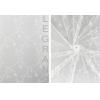 Тюль Сакура 300х260 см белая Legrand
