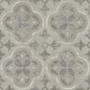 Керамогранит 420х420х8 мм Cersanit Soul пэчворк глазурованный серый матовый (9 шт)