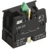 Блок контактный 1з для LAY5 IEK BDK21