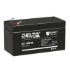 Аккумулятор 12В 1.2А.ч Delta DT 12012