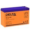 Аккумулятор 12В 9А.ч Delta HR 12-34 W